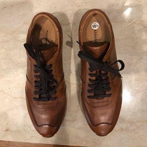 Magnanni, Designer Shoe, Cognac, Classic Sneaker